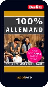 Marion Derouin et Caroline Allard - 100% Allemand - Tous les mots qu'il faut.