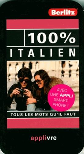 Marion Derouin et Caroline Allard - 100% italien - Tous les mots qu'il faut.