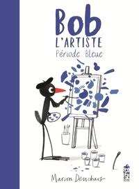 Marion Deuchars - Bob l'artiste - Période bleue.