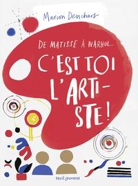 Marion Deuchars - C'est toi l'artiste !.