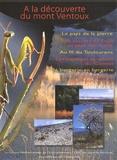 Marion Di Liello et Mireille Gravier - A la découverte du mont Ventoux.