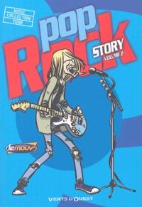Marion Doussot - Pop Rock Story - Volume 2. 1 CD audio