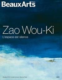 Marion Duquerroy et Louis Gevart - Zao Wou-Ki - L'espace est silence.