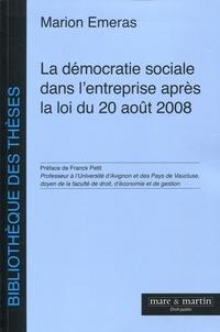 La démocratie sociale dans lentreprise après la loi du 20 août 2008.pdf