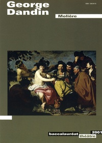 Marion Ferry et Yves Steinmetz - George Dandin - Molière.