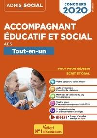 Marion Gauthier - Concours Accompagnant éducatif et social AES - Tout-en-un.