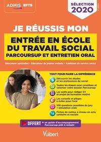 Marion Gauthier et Mandi Gueguen - Je réussis mon entrée en école du travail social Parcoursup et entretien oral - Educateur spécialisé, éducateur de jeunes enfants, assistant de service social.