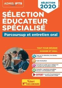 Marion Gauthier - Sélection éducateur spécialisé - Parcoursup et entretien oral - EFTS 2020.