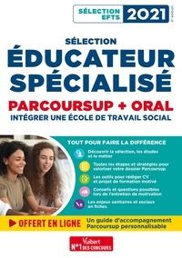 Marion Gauthier - Sélection éducateur spécialisé - Parcoursup et oral - Intégrer une école du travail social - Sélection EFTS 2021.