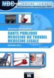 Marion Godart - Santé publique, médecine du travail, médecine légale.