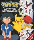 Marion Janet - Activités Incroyables Pokémon.