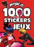 Marion Janet - Miraculous - 1 000 stickers et jeux.
