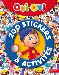 Marion Janet - Oui-Oui - 200 stickers & activités.