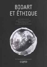 Marion Laval-Jeantet et Paolo Stellino - Bioart et éthique.