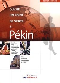 Marion Lespine et Sylvain Mazingue - Ouvrir un point de vente à Pékin.