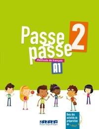 Passe-passe 2 A1 - Méthode de français.pdf