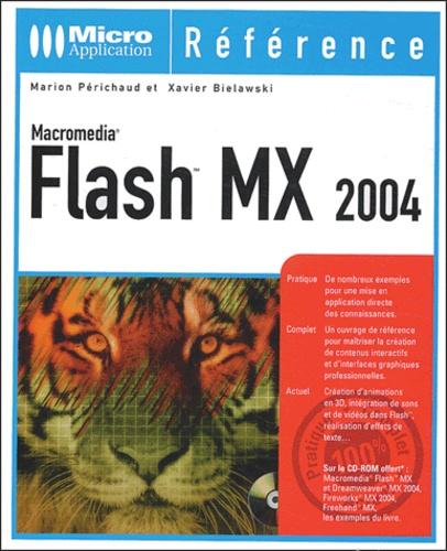 Marion Périchaud et Xavier Bielawski - Flash MX 2004. 1 Cédérom