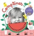 Marion Piffaretti - Comptines pour les bébés. 1 CD audio