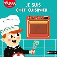 Marion Piffaretti - Je suis chef cuisinier.