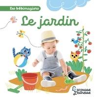 Marion Piffaretti - Les bébimagiers -  Le jardin.