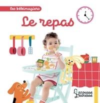 Marion Piffaretti - Les bébimagiers - Le repas.
