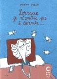 Marion Puech - Lorsque je n'arrive pas à dormir....