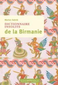 Dictionnaire insolite de la Birmanie.pdf