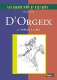 Marion Scali - Jean d'Orgeix - La fureur sacrée.
