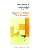 Marion Segaud et Catherine Bonvalet - Logement et habitat - L'état des savoirs.