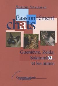 Deedr.fr Passionément chats - Guenièvre, Zelda, Salammbô... et les autres Image