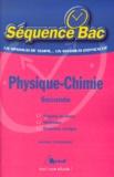 Marion Siccardi et Paul Christaller - Physique-chimie 2e.