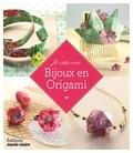 Marion Taslé - Je crée mes bijoux en origami.