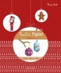 Marion Taslé - Noël en papier - 27 décors à réaliser, couper, plier, coller.