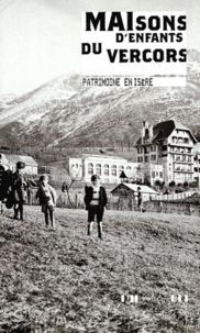 Marion Vivier - Maisons d'enfants du Vercors - Patrimoine et mémoire du climatisme au pays des quatre montagnes.