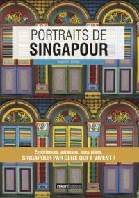 Marion Zipfel - Portraits de Singapour.