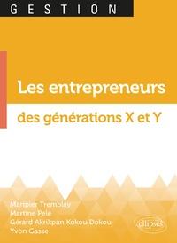 Maripier Tremblay et Martine Pelé - Les entrepreneurs des générations X et Y.