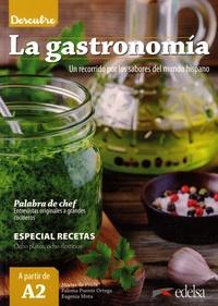 Descubre la gastronomia - Un recorrido por los sabores del mundo hispano.pdf