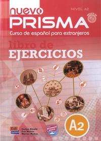 Marisa Muñoz - Nuevo prisma, Nivel A2 - Libro de ejercicios. 1 CD audio MP3