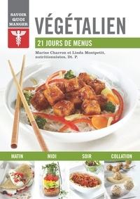 Végétalien- 21 jours de menus - Marise Charron |