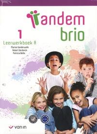 Marise Vanderwalle et Aubert Verdonck - Leerwerkboek 1 A et B. 1 CD audio MP3