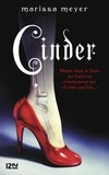 Marissa Meyer et Guillaume Fournier - Chroniques lunaires - livre 1 : Cinder - extrait offert.