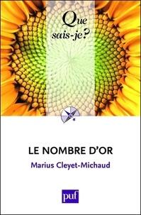 Marius Cleyet-Michaud - Le nombre d'or.