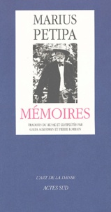 Marius Petipa - Mémoires.
