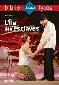 MARIVAUX et Isabelle de Lisle - Bibliolycée - L'Ile des esclaves, Marivaux.