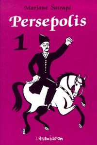 Marjane Satrapi - Persepolis Tome 1 : .