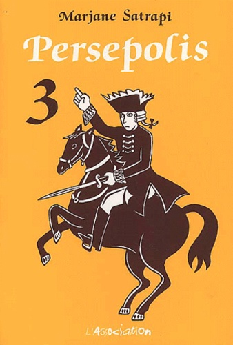 Marjane Satrapi - Persepolis Tome 3 : .