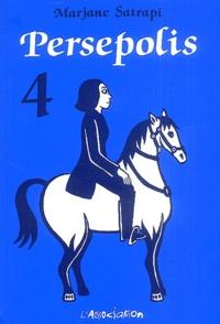 Marjane Satrapi - Persepolis Tome 4 : .