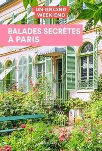 Marjolaine Koch - Guide un grand week-end balades secrètes à Paris.