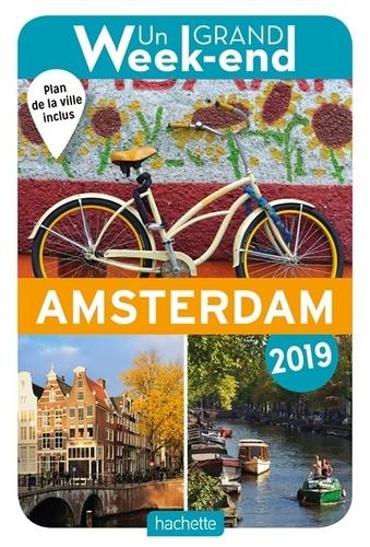 Marjolaine Koch et Jérôme Plon - Un grand week-end à Amsterdam. 1 Plan détachable