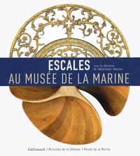Marjolaine Mourot - Escales au musée de la Marine.